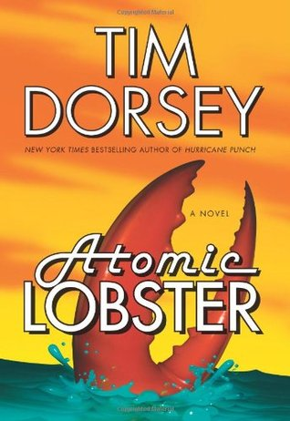Atomic Lobster (Serge Storms, #10)