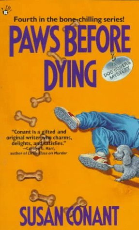 Paws Before Dying by Susan Conant