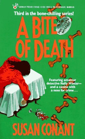 A Bite of Death by Susan Conant