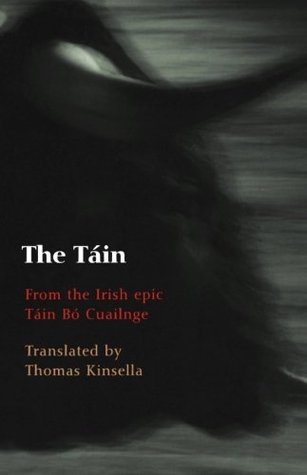 The Táin: From the Irish epic Táin Bó Cúailnge Book Cover