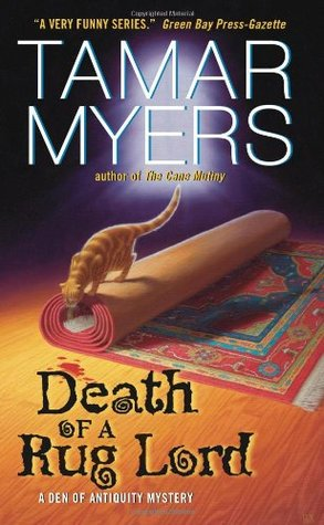 Death of a Rug Lord by Tamar Myers