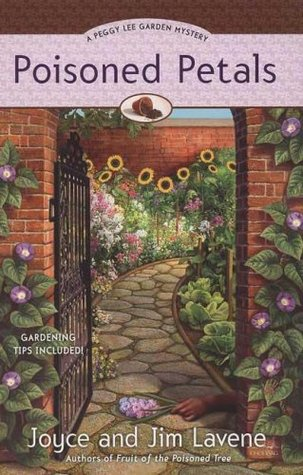 Poisoned Petals (Peggy Lee Garden Mystery, #3)