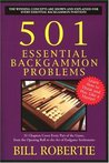 501 Essential Backgammon Problems
