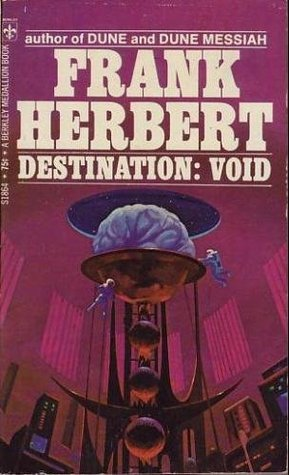 Destination Void by Frank Herbert