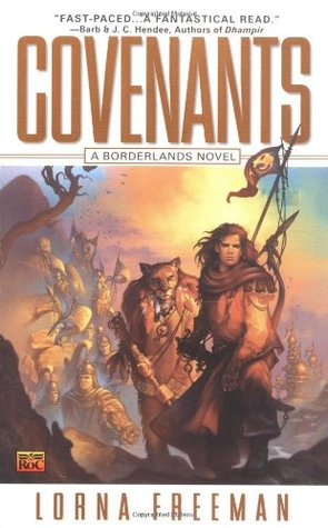 Covenants (Borderlands, #1)
