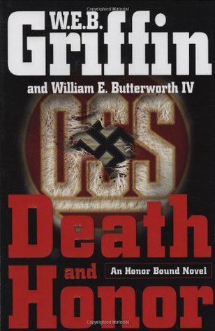 Death and Honor (Honor Bound, #4)