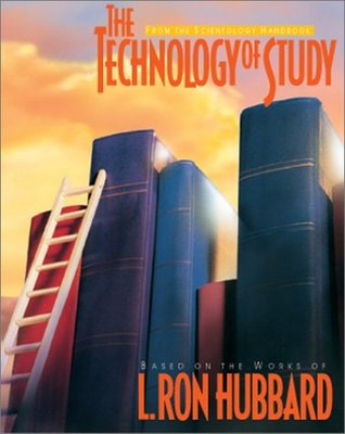 The Technology of Study from the Scientology Handbook