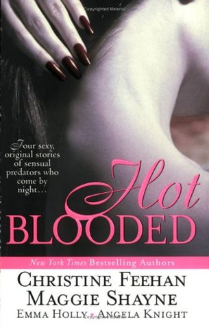 Hot Blooded by Christine Feehan