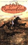 A Land Remembered...
