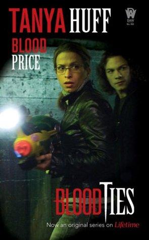 Blood Price(Vicki Nelson 1)