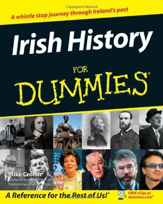 Irish History for Dummies by Mike Cronin