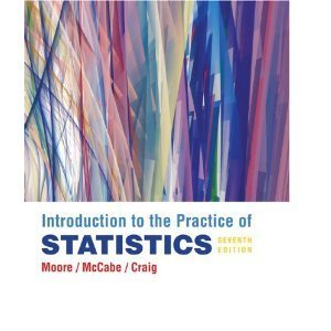 Introduction to the Practice of Statistics 7th (Seventh) Edition byMcCabe