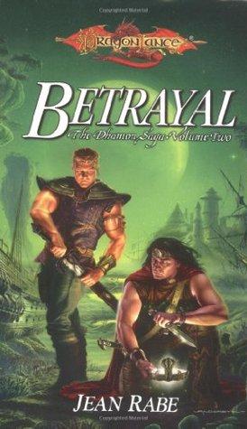 Betrayal by Jean Rabe