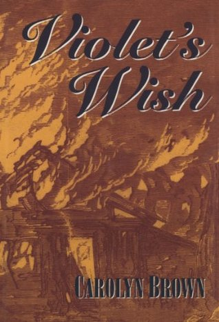 Violet's Wish (Oklahoma Land Rush, #2)