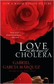 Love in the Time of Cholera Publisher: Vintage Books