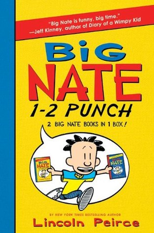 Big Nate: #1-2 Punch [2 Books in 1 Box]