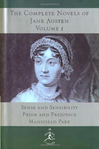 The Complete Novels of Jane Austen, Vol 1 by Jane Austen