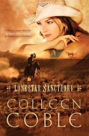 Lonestar Sanctuary (Lonestar, #1)