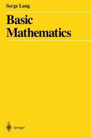 Basic Mathematics EPUB