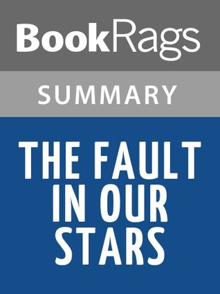 the fault in our stars by john green l summary amp study