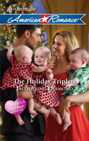 The Holiday Triplets (Safe Harbor Medical, #3)