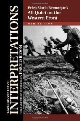 Erich Maria Remarque's All Quiet on the Western Front