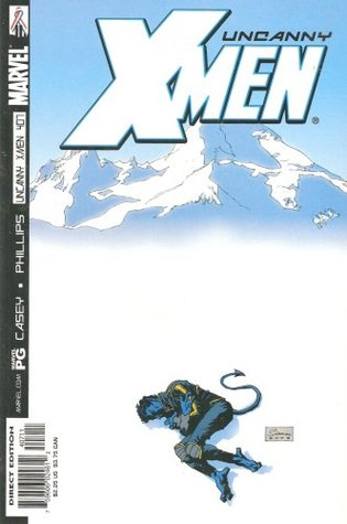 Uncanny X-Men #407 Vol. 1 August 2002