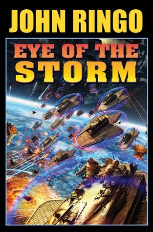 Eye of the Storm (Hedren War, #1)