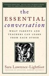 The Essential Conversation by Sara Lawrence-Lightfoot