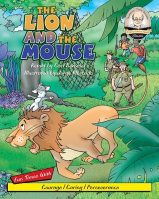 The Lion and the Mouse (Sommer-Time Story Classic Series)