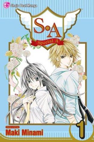 Special A, Vol. 01 (Special A, #1)