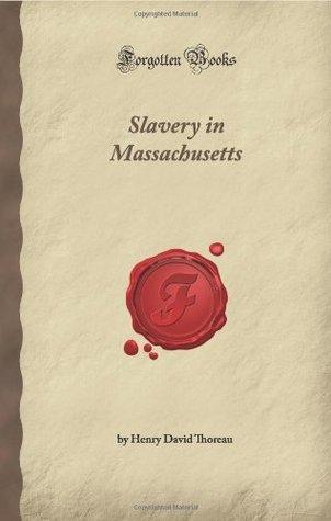 Slavery in Massachusetts