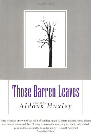 Those Barren Leaves