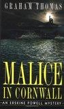 Malice in Cornwall (Erskine Powell, #2)