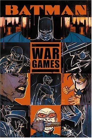 Batman: War Games, Act 1: Outbreak