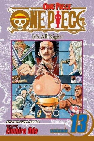 One Piece, Volume 13 by Eiichirō Oda