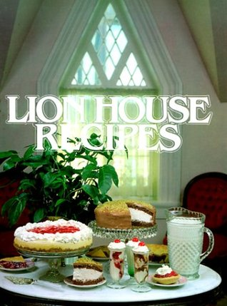 Lion house recipes by helen thackeray forumfinder Gallery