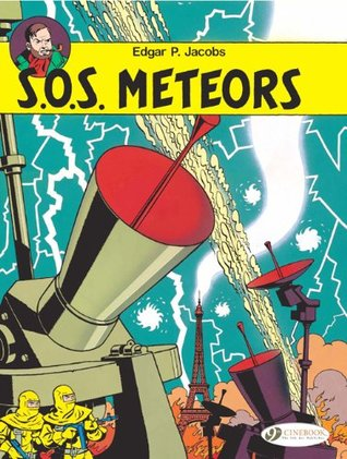 Blake & Mortimer, Vol. 6: S.O.S. Meteors: Mortimer in Paris