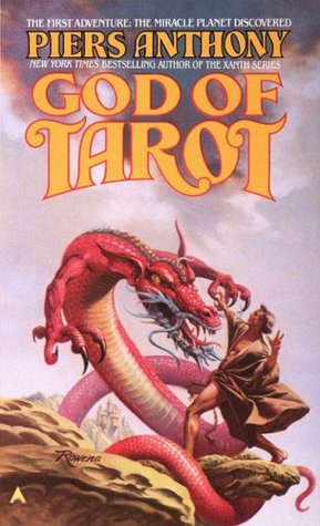 God of Tarot by Piers Anthony
