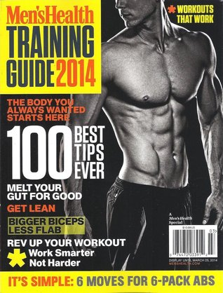 Mens Health Training Guide 2014