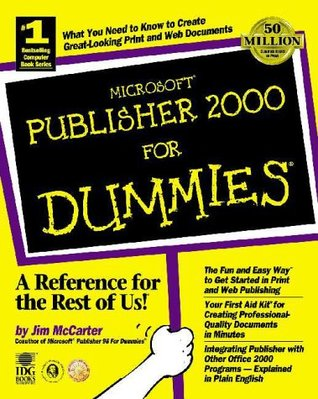 Microsoft Publisher 2000 for Dummies