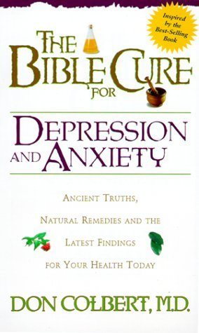 Ebooks Bible Cure For Depression/Anxiety Download Epub