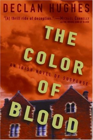 The Color Of Blood Ed Loy 2 By Declan Hughes