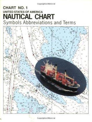 Chart no 1 nautical chart symbols abbreviations and terms by nima