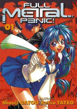 Full Metal Panic Volume 1 By Shouji Gatou