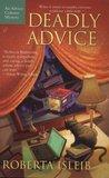 Deadly Advice (Advice Column Mystery, #1)