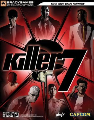 Killer 7 Official Strategy Guide