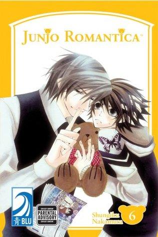 Ebook Junjo Romantica, Volume 06 by Shungiku Nakamura TXT!