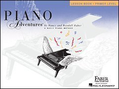 Piano Adventures - Primer Level Set (Four Book Set, Lesson, Theory, Technic, Performance Books)