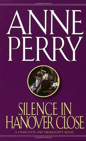 Silence in Hanover Close by Anne Perry